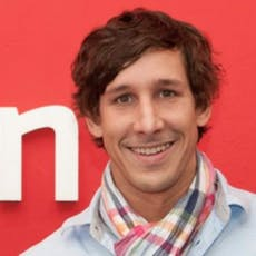 Jan Christe, t3n-Chefredakteur.