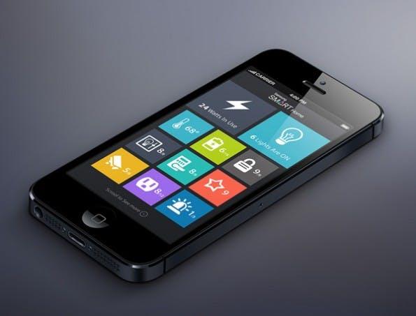 flat design in apps 10 inspirierende beispiele t3n. Black Bedroom Furniture Sets. Home Design Ideas