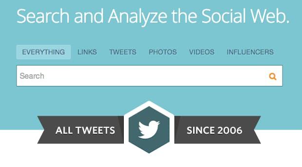Twitter-Nutzer aufgepasst: Mit Topsy findest du jeden Tweet – egal wie alt