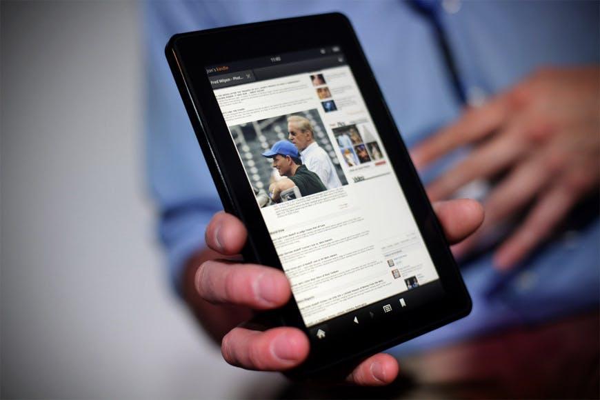 HP will Smartphones bauen, Kettenbriefe mit Todesdrohungen auf WhatsApp und der neue Kindle Fire HD [Newsticker]