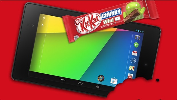 Android 4.4 KitKat (Quelle: Facebook)