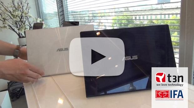 Asus Zenbook UX301 im Hands-On: So geht Ultrabook [IFA 2013]