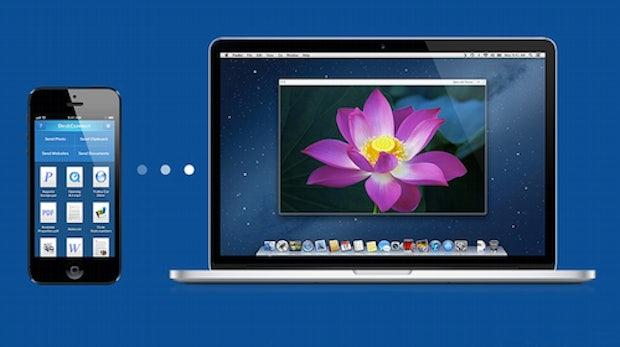 DeskConnect: Kostenlose App beamt Dokumente vom Mac aufs iPhone