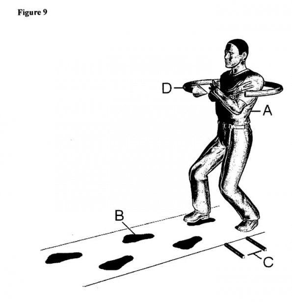 Laut Patentantrag benötigt man nur das entsprechende Programm, einen Drucker und etwas Zeit. (Bild: US-Patentamt)