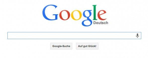 Google-Redesign: Das neue Logo im Flat-Design.
