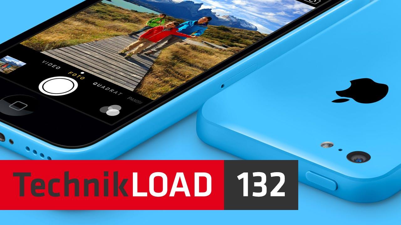 iPhone 5c und iPhone 5s: Apple auf dem Prüfstand [TechnikLOAD 132]