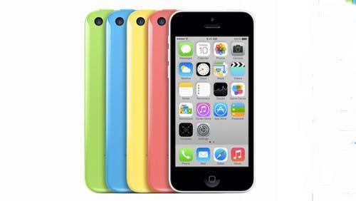 """iPhone 5c: Apple verkauft """"Billig""""-iPhone für 599 Euro"""