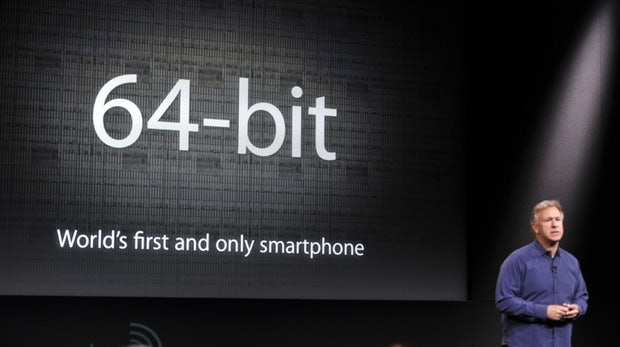 Wieso 64 Bit für iOS 7 und iPhone 5s (k)ein Evolutionssprung sind [Pro/Kontra]