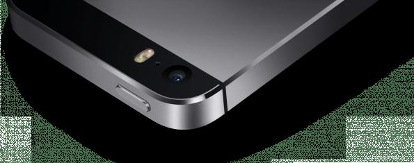 Die Kamera des iPhone 5s hat ein Update bekommen und verfügt jetzt über eine größere Sensorfläche und eine lichtstärkere Linse. Außerdem passt sich der LED-Blitz in seiner Farbtemperatur an die jeweilige Situation an.