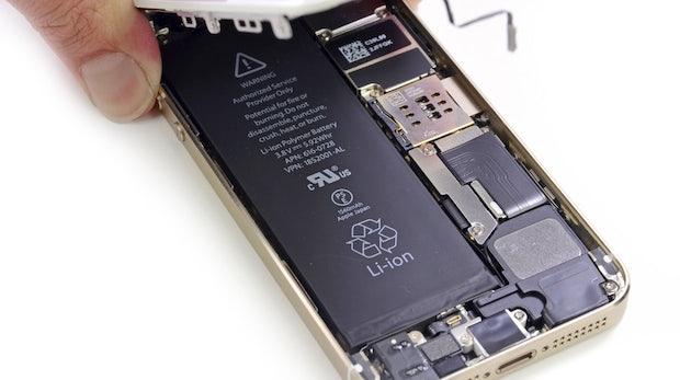 iPhone 5s zerlegt: So sieht Apples neues Flaggschiff von innen aus