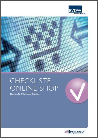 Zum Download des Ratgebers und der Checklisten einfach auf das Bild klicken. (Screenshot: BVDW)