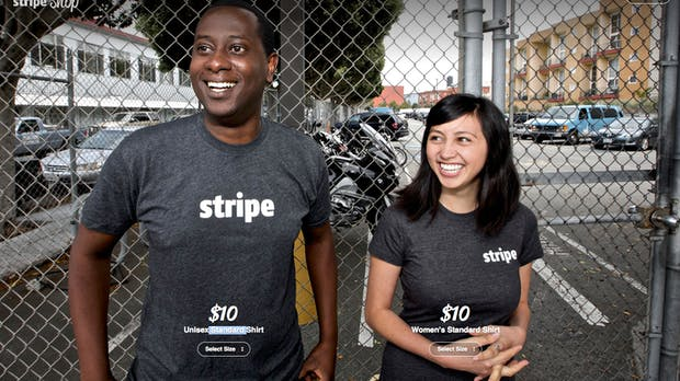 Single-Page-Onlineshop: Stripe macht seine Lösung Open Source