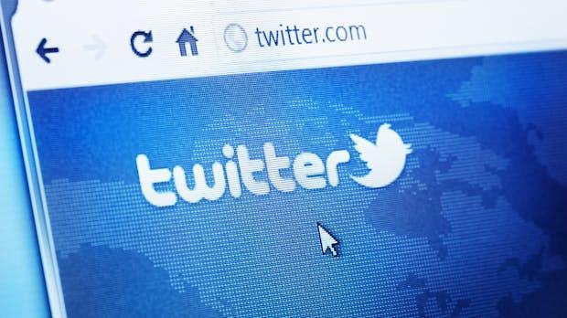#Ring: Twitter-Aktie schließt bei 45 Dollar und macht das Netzwerk 25 Milliarden schwer