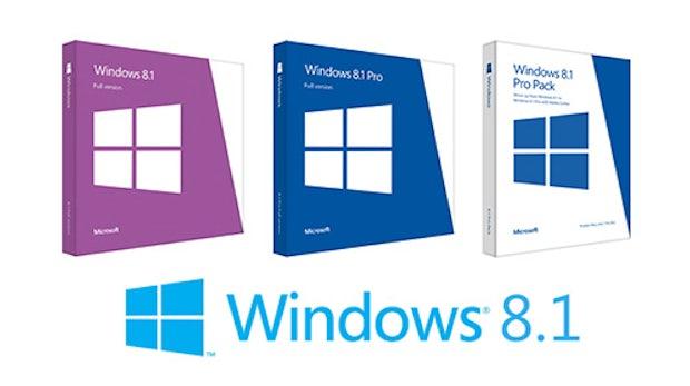 Windows 8.1: Vollversion ab 119 Euro zum 17. Oktober