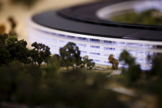 """""""Open Spaces"""": Apple Campus 2 bei Entwicklern nicht beliebt"""