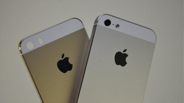 iPhone 5S mit Akkuproblem, kostenloses Icon-Set und 4 entkräftete UX-Mythen