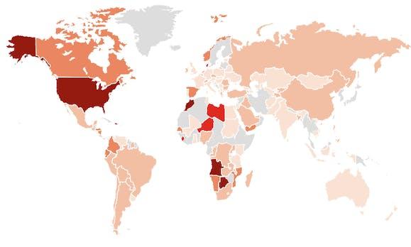 Mobiles Internet: Das kosten 500 MB in aller Welt