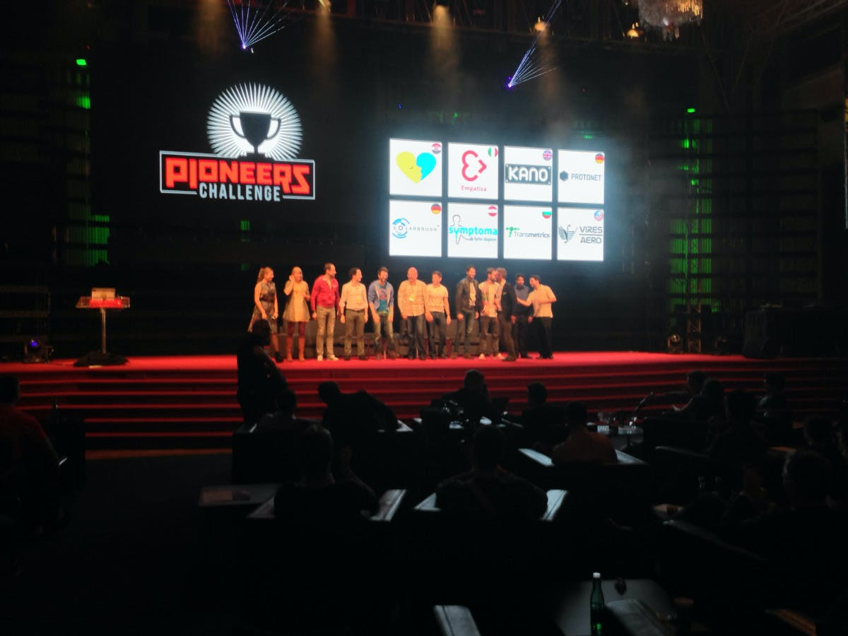 Das sind die 8 Startup-Finalisten der Pioneers Challenge