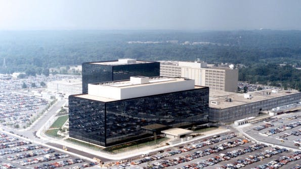 NSA-Hauptquartier in Fort Meade, Maryland. (Bild: NSA / Wikimedia Commons)