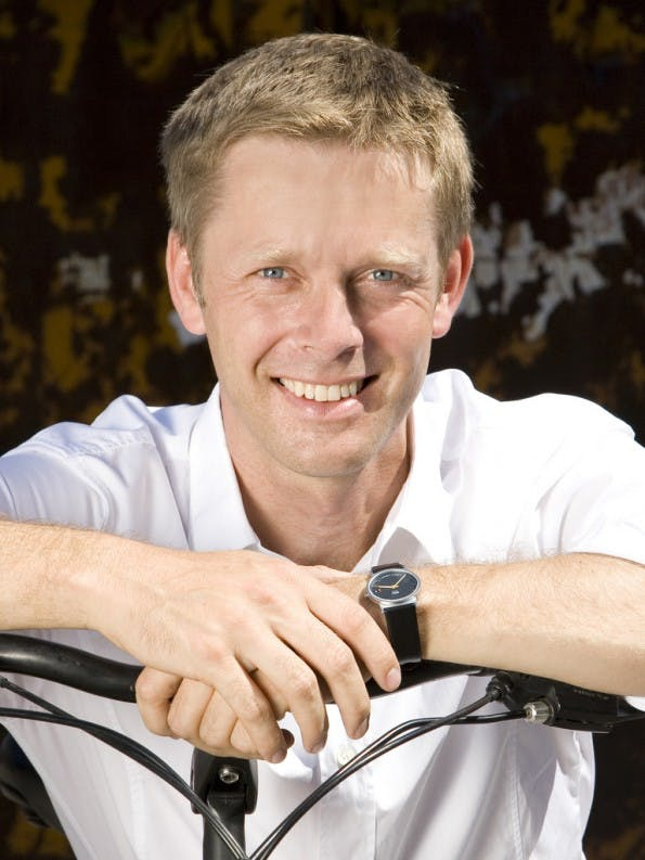 Peter Eich ist Seriengründer verschiedener Startups im Netz