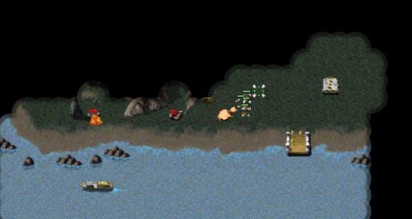 Retro-Game: Command & Conquer – Der Tiberiumkonflikt