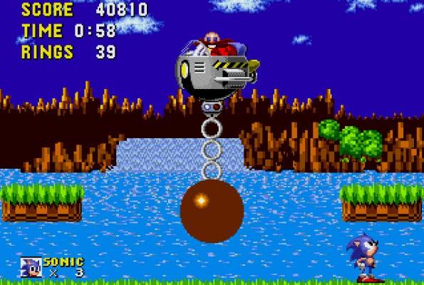 Retro-Games: Sonic – The Hedgehog