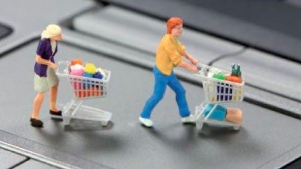 Im Netz wartet großes Potential durch Online- und Social-Media-Marketing die eigenen Abverkäufe zu steigern. (Quelle: inmedias.de)