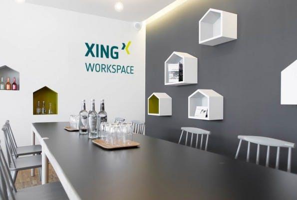 So sollen die Xing workspaces aussehen. (Quelle: Xing)