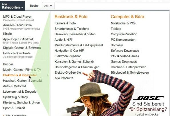 Quelle: Screenshot Amazon.de (Montage)