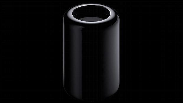 Der neue Mac Pro von Apple ist ab Donnerstag erhältlich. (Bild: Apple)