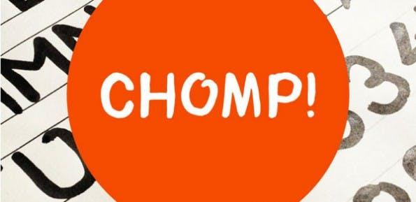 chomp-handschrift-font