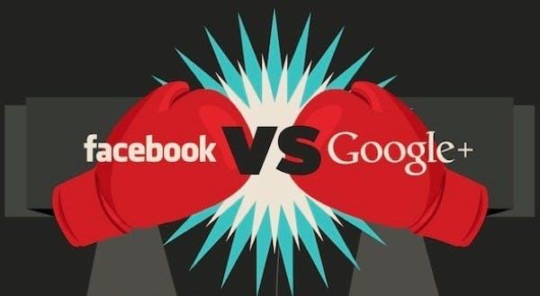 Facebook und Google+: Wer sie vergleicht, hat's nicht verstanden [Kolumne]