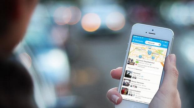 Foursquare startet Werbeplattform für 1,5 Millionen Einzelhändler – die Kehrtwende für den Geo-Location-Dienst?