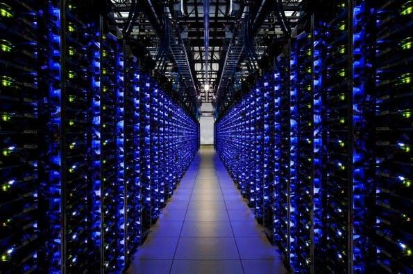 Google: So sieht das Herz des Internet-Konzerns aus. (Bild: Google)