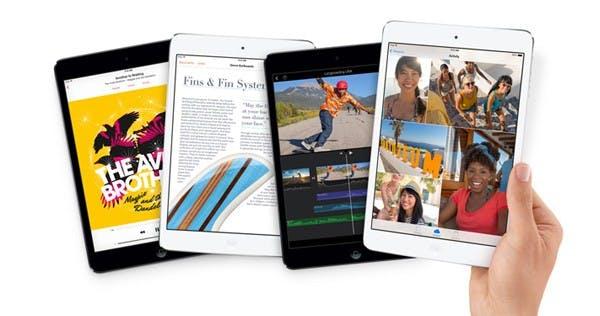 Apple verkauft iPad Mini mit Retina-Display ab November für 389 Euro