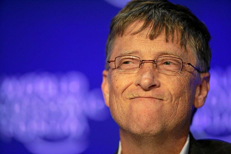 Vom Thron gestoßen: Bill Gates ist nicht mehr der reichste Mann der Welt