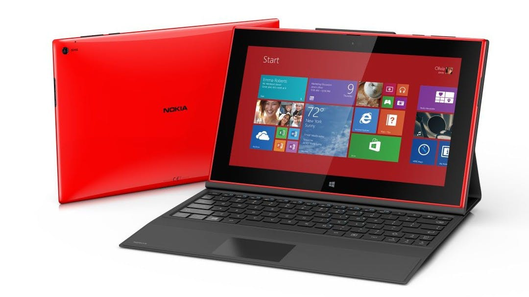 Nokia Lumia 2520: Neues Windows-RT-Tablet im Lumia-Look