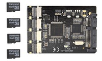 microSD-SSD-Creator-Kit macht aus alten MicroSD-Karten ein SSD-Laufwerk