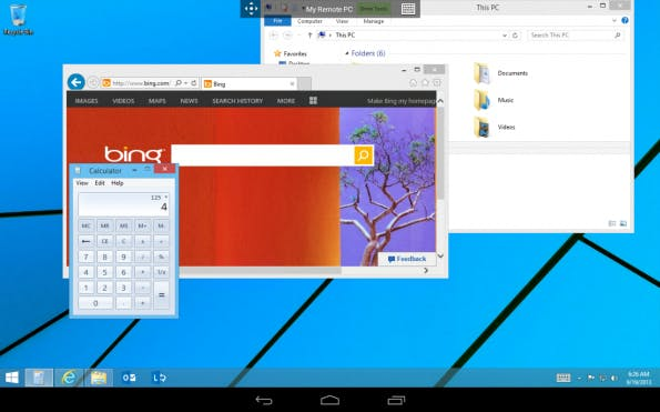 Mit Microsoft Remote Desktop steht jetzt für Android und iOS eine offizielle Lösung für den Fernzugriff auf PCs zur Verfügung.