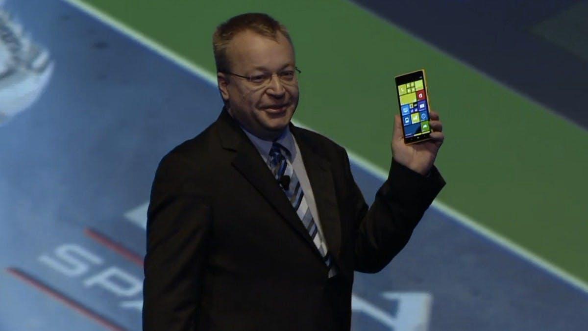 Lumia 1520: Nokia stellt 6-Zoll-Phablet vor