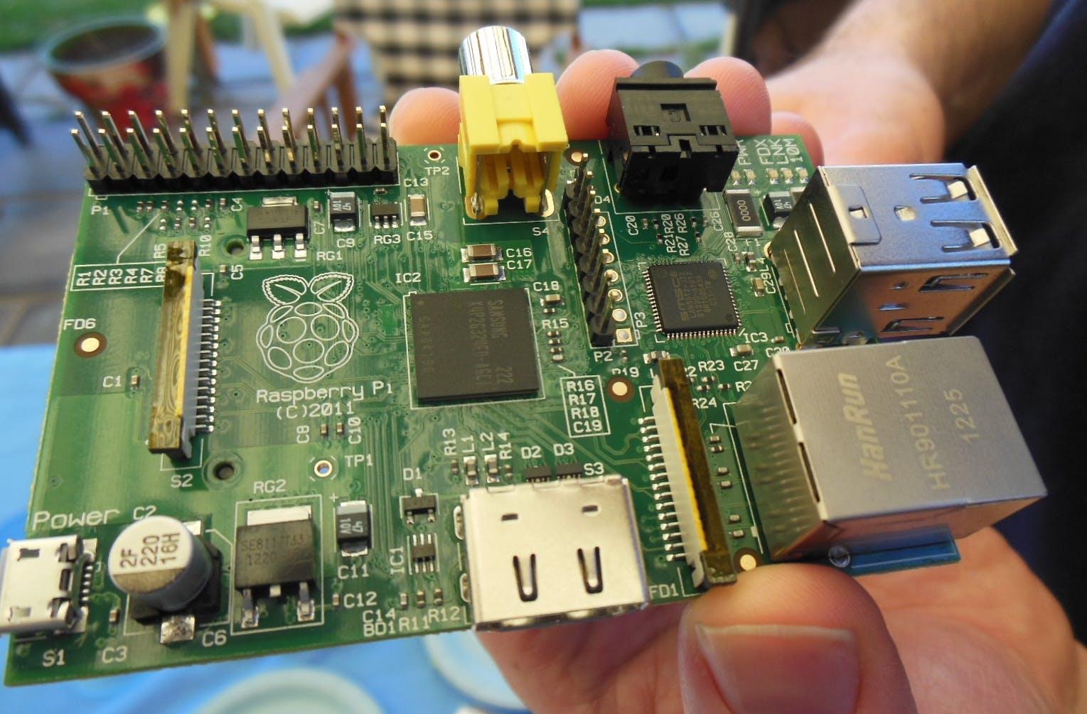 Mach's Dir selbst – iBeacon mit dem Rasperry Pi selber bauen