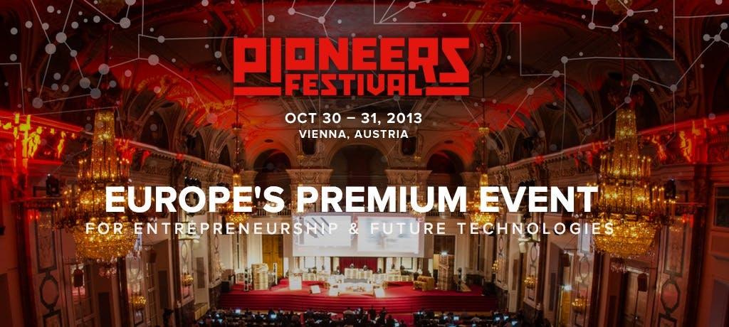 Vienna Calling – Pioneers Festival für Startups und Investoren [Verlosung]