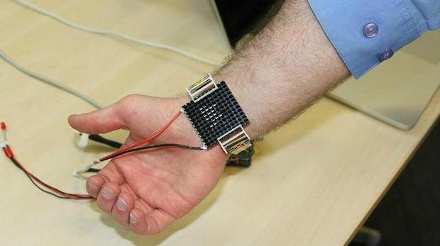 Wristify: Mit diesem Armband musst Du nie mehr frieren