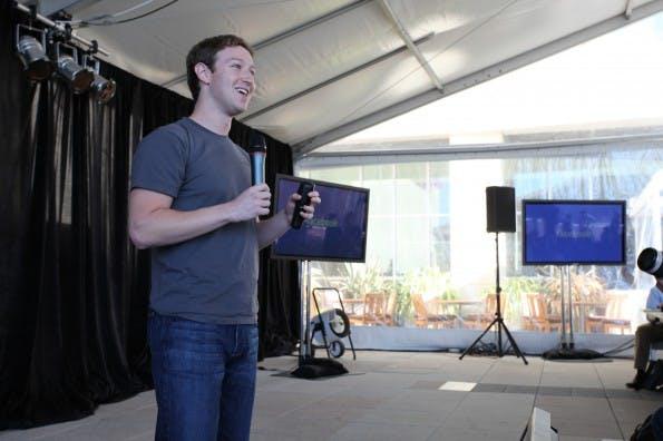 Erfolgreiche Entrepreneure wie Facebook-Gründer Mark Zuckerberg haben Tipps für Startups
