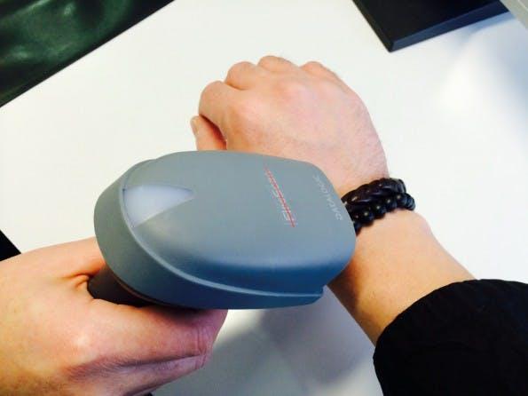Mobile Payment  - Bezahlen mit dem Armband?