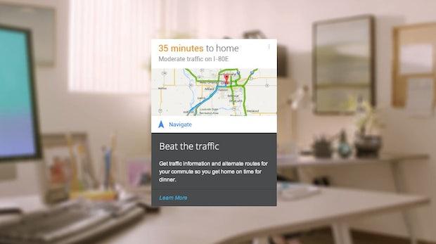 Google Now und die Zukunft der Suche