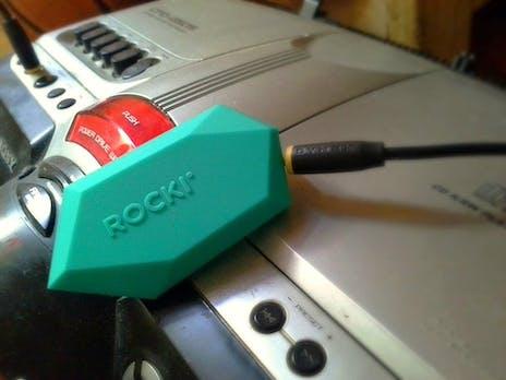 Rocki: So verbindest du deine alte Stereoanlage per WLAN mit dem Smartphone