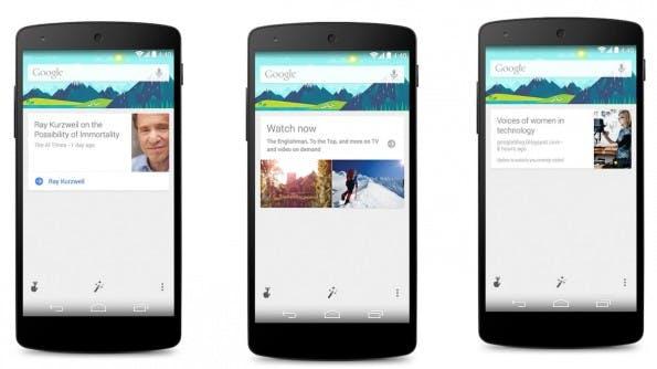 Google: Android-Suche bekommt neue Funktionen. (Bild: Google)