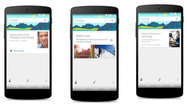 Update der Google-Suche für Android: Neue Karten, Waze-Unterstützung und verbesserte Sprachsteuerung