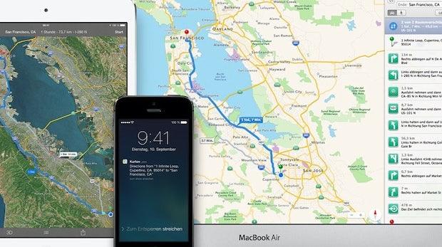 Hat Apple-Maps am Ende doch gewonnen?